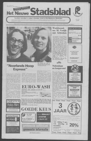 Het Nieuwe Stadsblad 1973-11-07