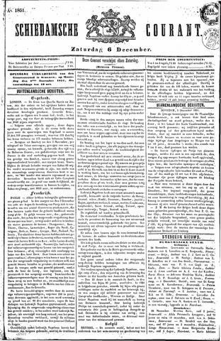 Schiedamsche Courant 1851-12-06