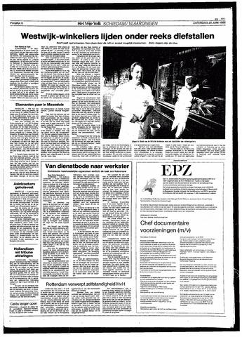 Het Vrije volk 1988-06-25