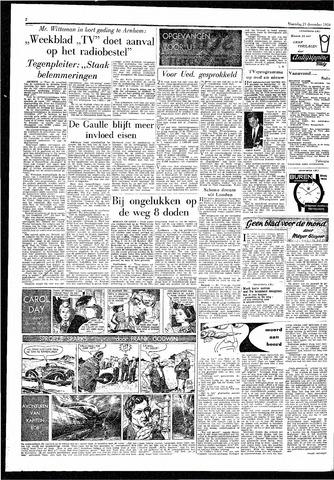 Rotterdamsch Parool / De Schiedammer 1959-12-21