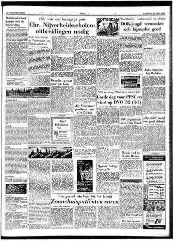 Trouw / De Rotterdammer 1962-05-21