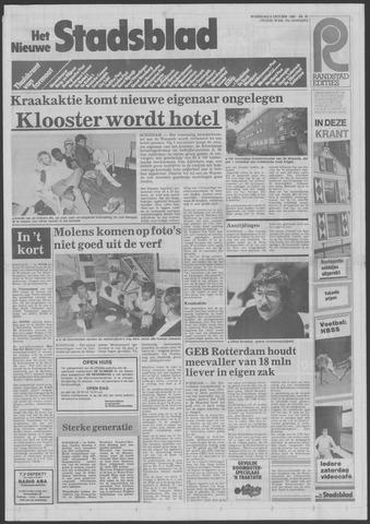 Het Nieuwe Stadsblad 1985-10-09