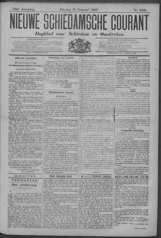 Nieuwe Schiedamsche Courant 1909-02-23