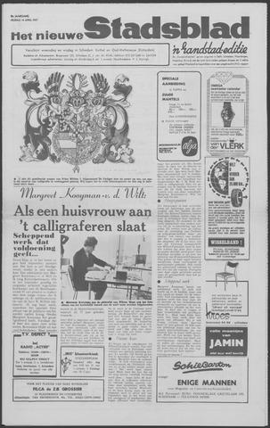 Het Nieuwe Stadsblad 1967-04-14