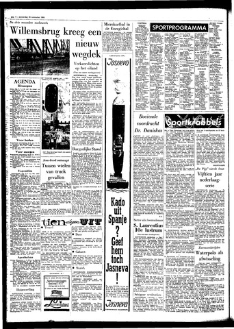 Rotterdamsch Parool / De Schiedammer 1964-11-26