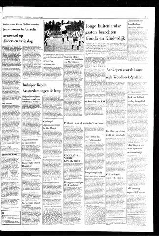 Rotterdamsch Nieuwsblad / Schiedamsche Courant / Rotterdams Dagblad / Waterweg / Algemeen Dagblad 1968-08-06