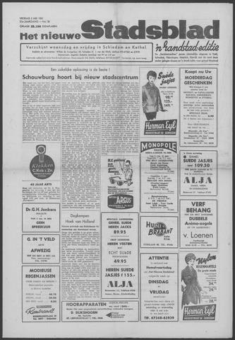 Het Nieuwe Stadsblad 1961-05-05