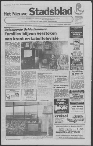 Het Nieuwe Stadsblad 1980-11-04