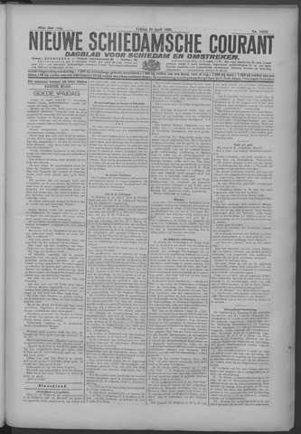 Nieuwe Schiedamsche Courant 1925-04-10