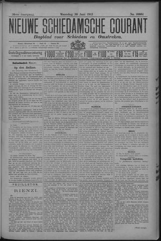 Nieuwe Schiedamsche Courant 1913-06-30