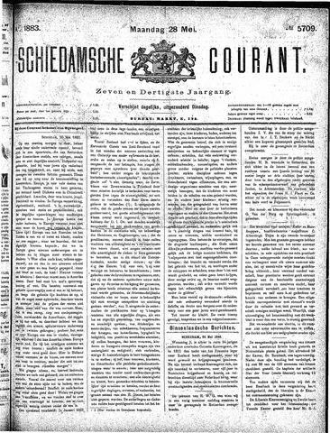 Schiedamsche Courant 1883-05-28