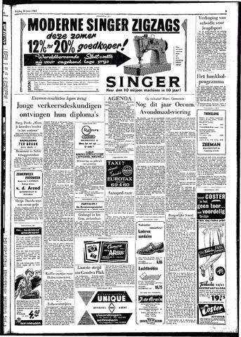 Rotterdamsch Parool / De Schiedammer 1961-06-30