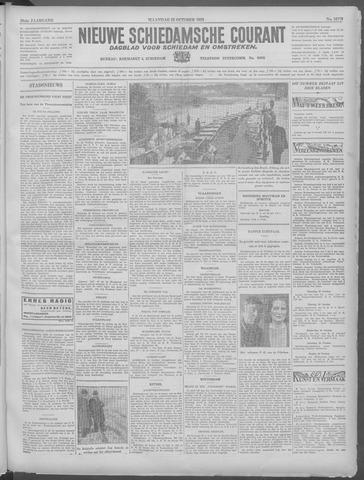 Nieuwe Schiedamsche Courant 1933-10-23