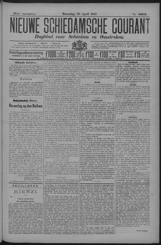 Nieuwe Schiedamsche Courant 1913-04-28
