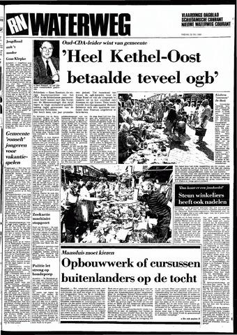 Rotterdamsch Nieuwsblad / Schiedamsche Courant / Rotterdams Dagblad / Waterweg / Algemeen Dagblad 1983-07-22