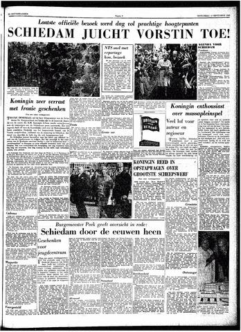 Trouw / De Rotterdammer 1962-09-13