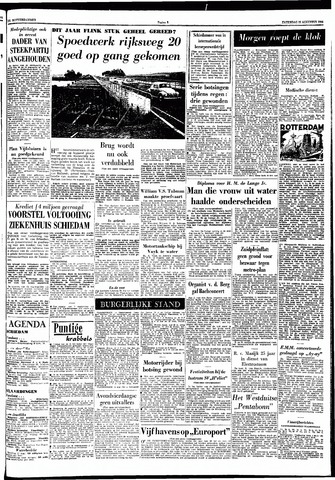 Trouw / De Rotterdammer 1964-08-15