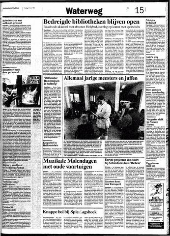 Rotterdamsch Nieuwsblad / Schiedamsche Courant / Rotterdams Dagblad / Waterweg / Algemeen Dagblad 1991-05-10