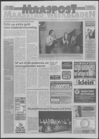 Maaspost / Maasstad / Maasstad Pers 1999-04-14