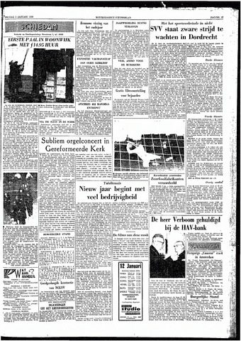 Rotterdamsch Nieuwsblad / Schiedamsche Courant / Rotterdams Dagblad / Waterweg / Algemeen Dagblad 1959-01-02