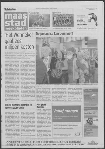 Maaspost / Maasstad / Maasstad Pers 2009-01-28