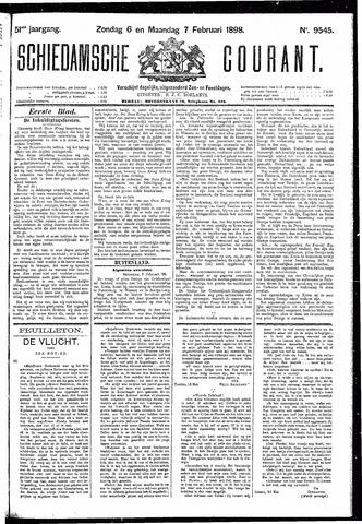 Schiedamsche Courant 1898-02-07