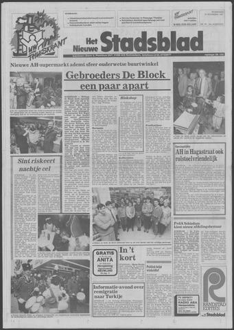 Het Nieuwe Stadsblad 1987-11-25