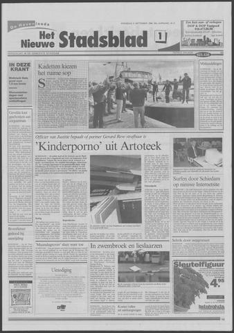 Het Nieuwe Stadsblad 1998-09-09