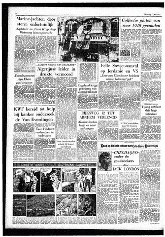 Rotterdamsch Parool / De Schiedammer 1957-05-27