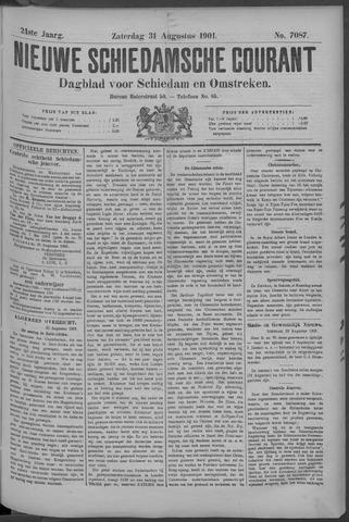Nieuwe Schiedamsche Courant 1901-08-31