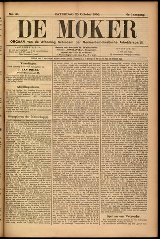 De Moker 1906-10-20