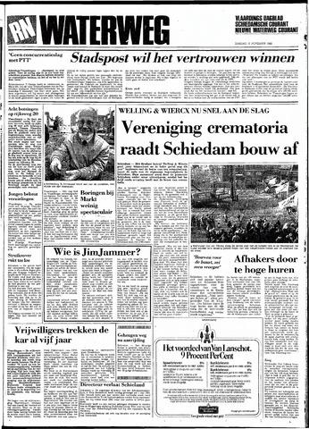 Rotterdamsch Nieuwsblad / Schiedamsche Courant / Rotterdams Dagblad / Waterweg / Algemeen Dagblad 1983-11-15