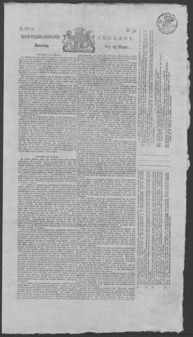 Rotterdamse Courant 1823-03-29