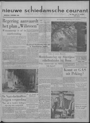 Nieuwe Schiedamsche Courant 1958-11-06