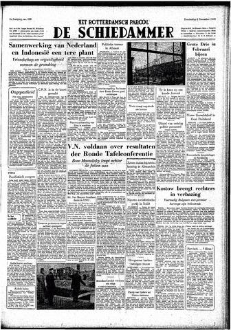 Rotterdamsch Parool / De Schiedammer 1949-12-08