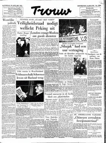 Trouw / De Rotterdammer 1955-01-29