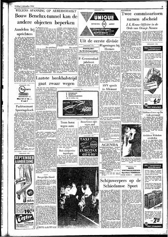 Rotterdamsch Parool / De Schiedammer 1961-09-01