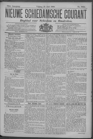 Nieuwe Schiedamsche Courant 1909-06-25