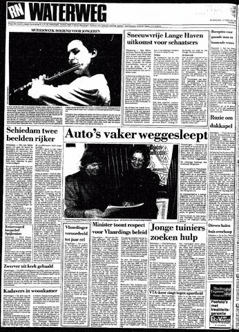 Rotterdamsch Nieuwsblad / Schiedamsche Courant / Rotterdams Dagblad / Waterweg / Algemeen Dagblad 1991-02-13