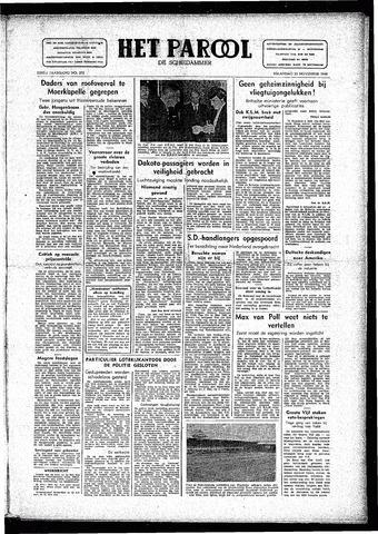 Rotterdamsch Parool / De Schiedammer 1946-11-25