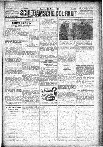 Schiedamsche Courant 1929-03-25