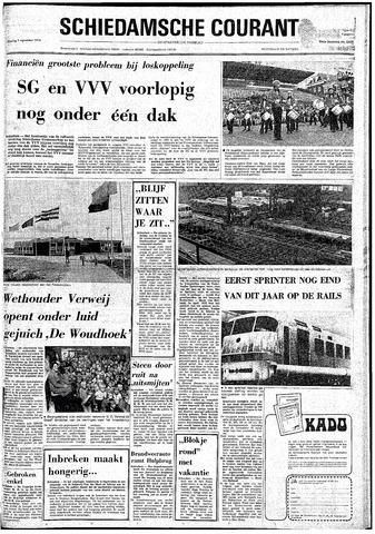Rotterdamsch Nieuwsblad / Schiedamsche Courant / Rotterdams Dagblad / Waterweg / Algemeen Dagblad 1974-09-03