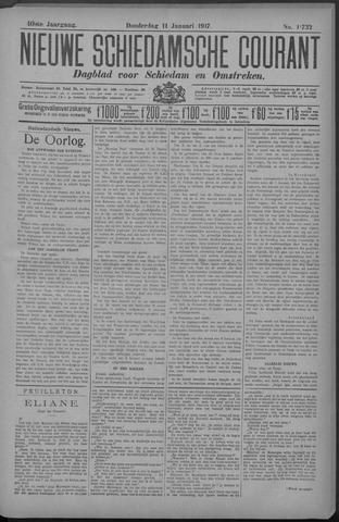 Nieuwe Schiedamsche Courant 1917-01-11