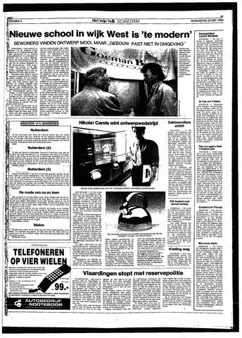 Het Vrije volk 1990-05-23
