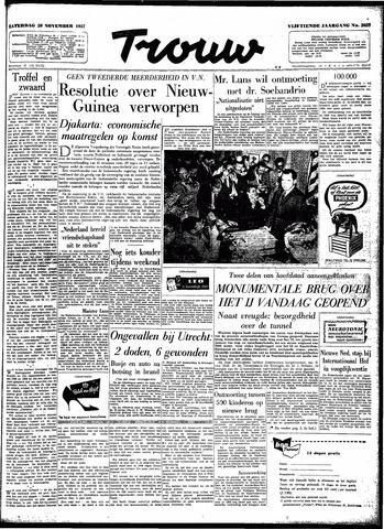 Trouw / De Rotterdammer 1957-11-30