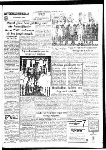 Rotterdamsch Nieuwsblad / Schiedamsche Courant / Rotterdams Dagblad / Waterweg / Algemeen Dagblad 1965-05-01