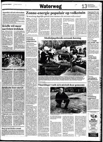 Rotterdamsch Nieuwsblad / Schiedamsche Courant / Rotterdams Dagblad / Waterweg / Algemeen Dagblad 1991-04-23