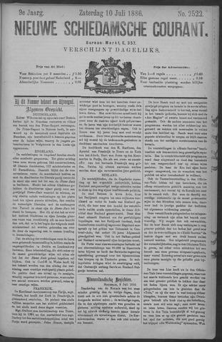 Nieuwe Schiedamsche Courant 1886-07-10