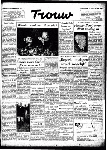 Trouw / De Rotterdammer 1957-12-31