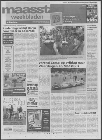 Maaspost / Maasstad / Maasstad Pers 2006-08-02